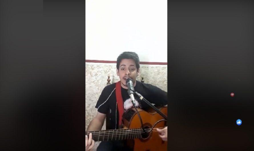 VIDEO: Mosoj Ñaupa brindó show en exclusivo para NDW, Radio LV11 y EMP