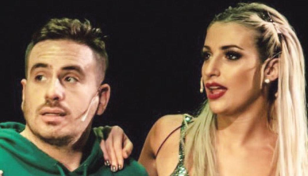 Bianca Iovenitti, ex de Fede Bal, se operó la nariz y quedó irreconocible