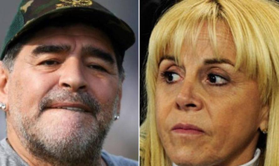 """""""Está devastada, no para de llorar"""": Claudia Villafañe demandará a Diego por lo que reveló"""