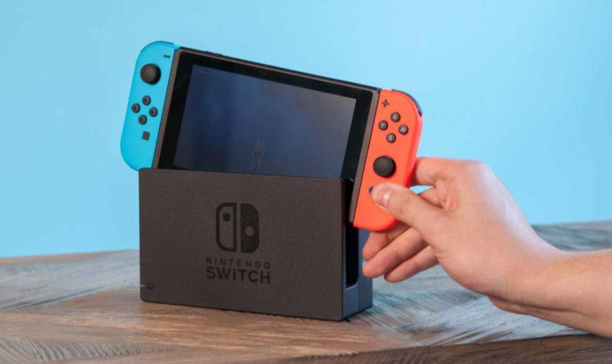 Posible escasez de Nintendo Swich por coronavirus