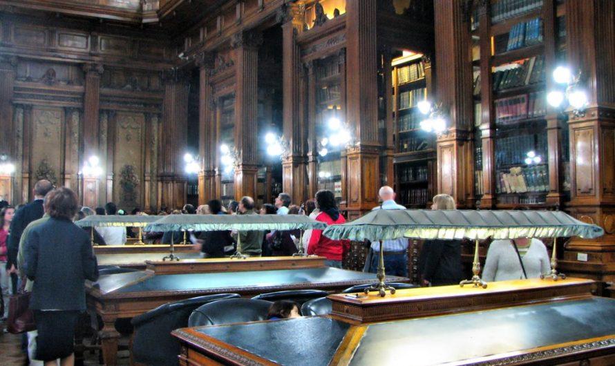 Actividades culturales online de la Biblioteca del Congreso