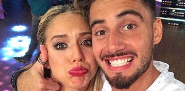 Flor Vigna y Nicolás Occhiato, ¿juntos en Brasil?