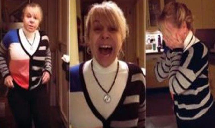 Dalma compartió un video inédito: la emoción de Claudia cuando le contó que estaba embarazada