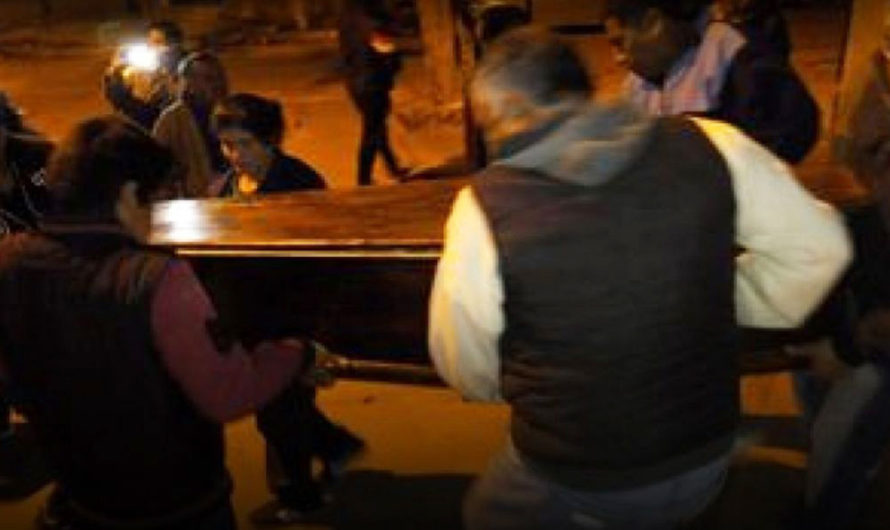 Santiago del Estero: secuestraron cadáver en pleno velorio