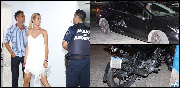 Julieta Prandi después del accidente: «Fue una desgracia con suerte»