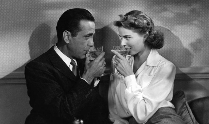 Tragos de película: Champagne Cocktail- Casablanca
