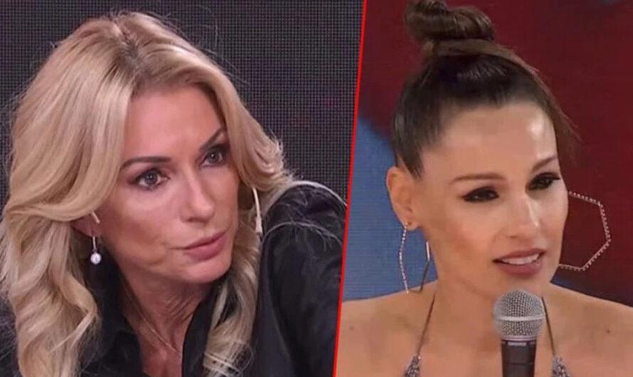 """La fulminante crítica de Yanina Latorre contra Pampita: """"Es una turra"""""""