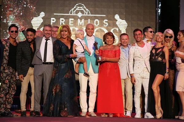 Todos los ganadores de los Premios Carlos 2020