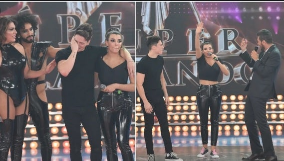 Charlotte Caniggia y Agus Reyero, eliminados del Súper Bailando