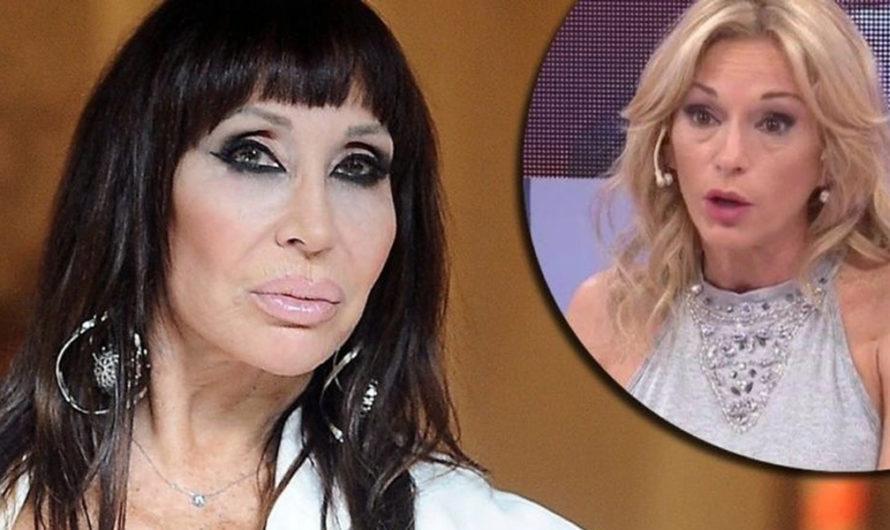 Yanina Latorre dijo que levantaron el programa de Moria «por el bajo rating» y la diva se enojó feo