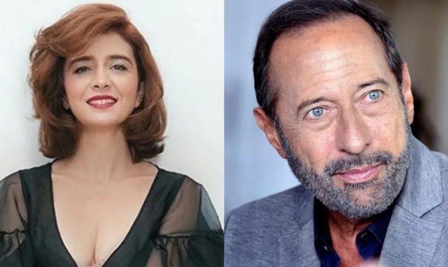 ¿Qué es lo que pasa entre Guillermo Francella y Érica Rivas?