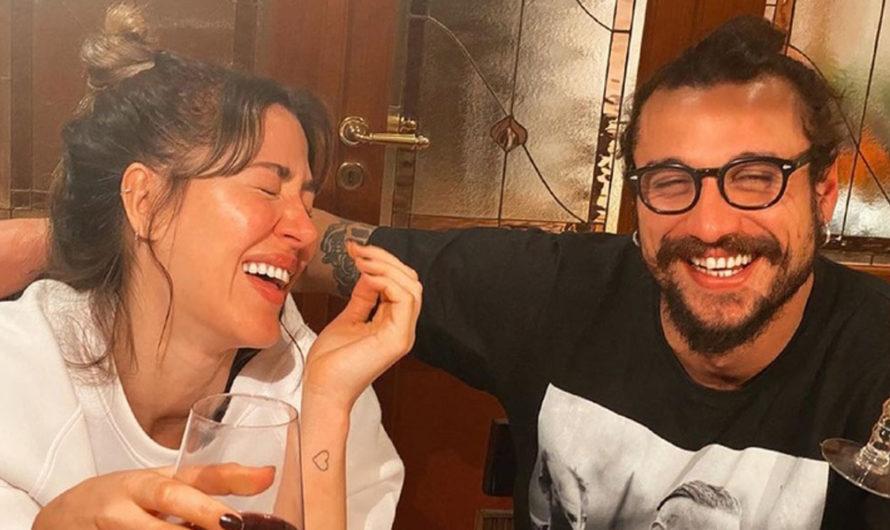 El mensaje romántico de Daniel Osvaldo durante la cuarentena con Jimena Barón
