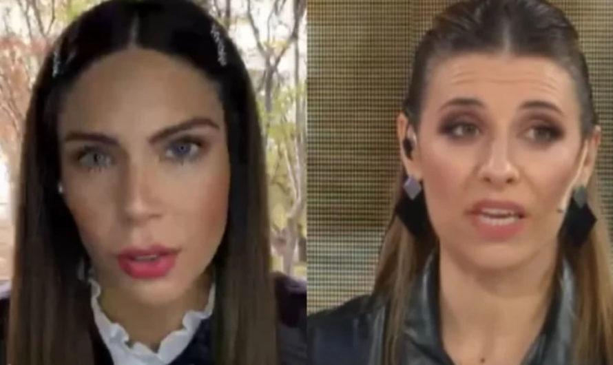 Barby Franco furiosa con Mariana Brey: ¿Por qué justo a mi marido le mandas mensajes?