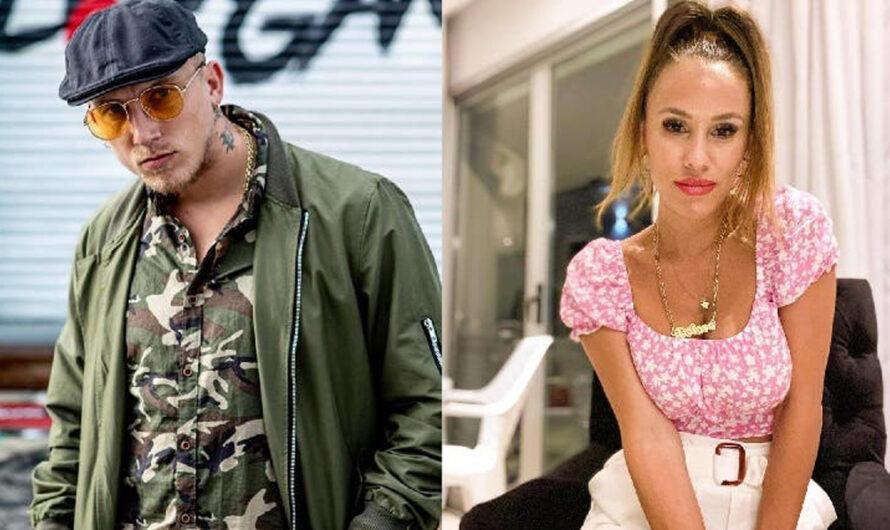 ¿Tóxicos?: Barby Silenzi explotó contra el Polaco durante un nota