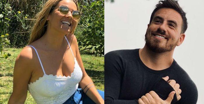 Federico Bal, sobre los rumores que lo vinculan a Micaela Vázquez: «Es una mujer hermosa»