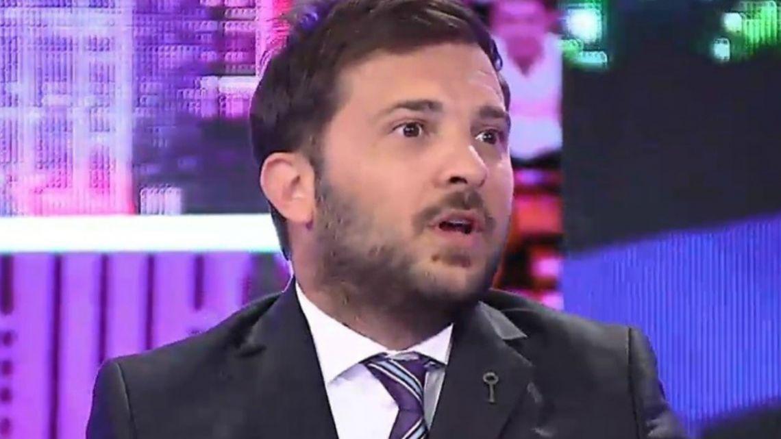 El fuerte repudio a Brancatelli en las redes por su cargo en el Estado