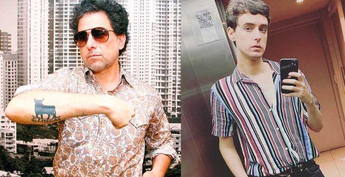 Fuerte cruce tuitero entre Andrés Calamaro y Benito Cerati