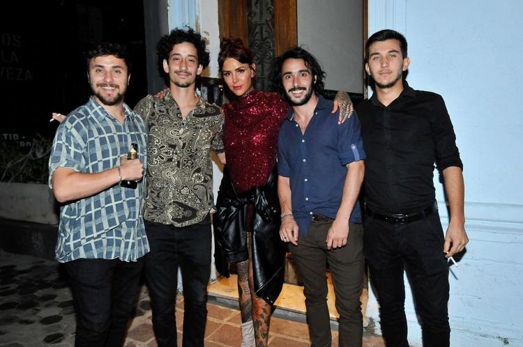 Cande Tinelli celebró su cumpleaños con amigos y familiares