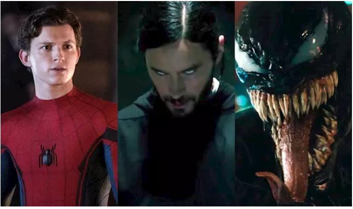 Se descubre la conexión entre Spider-man, Venom2 y Moebius