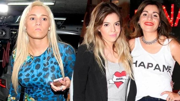 Qué pasó en la fiesta de cumpleaños de Diego Maradona y las versiones sobre la pelea con Gianinna