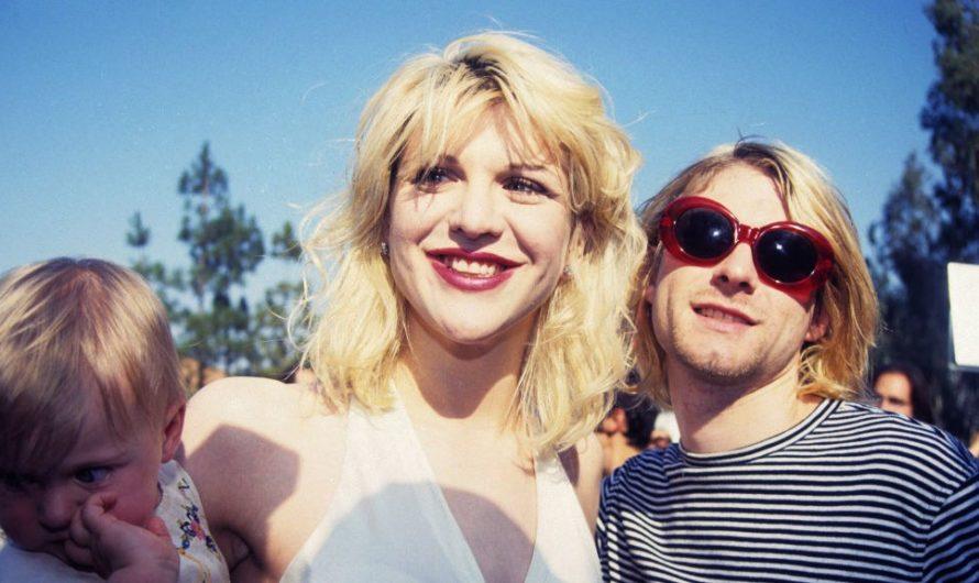 Courtney Love recuerda a su esposo Kurt Cobain en el aniversario de su casamiento