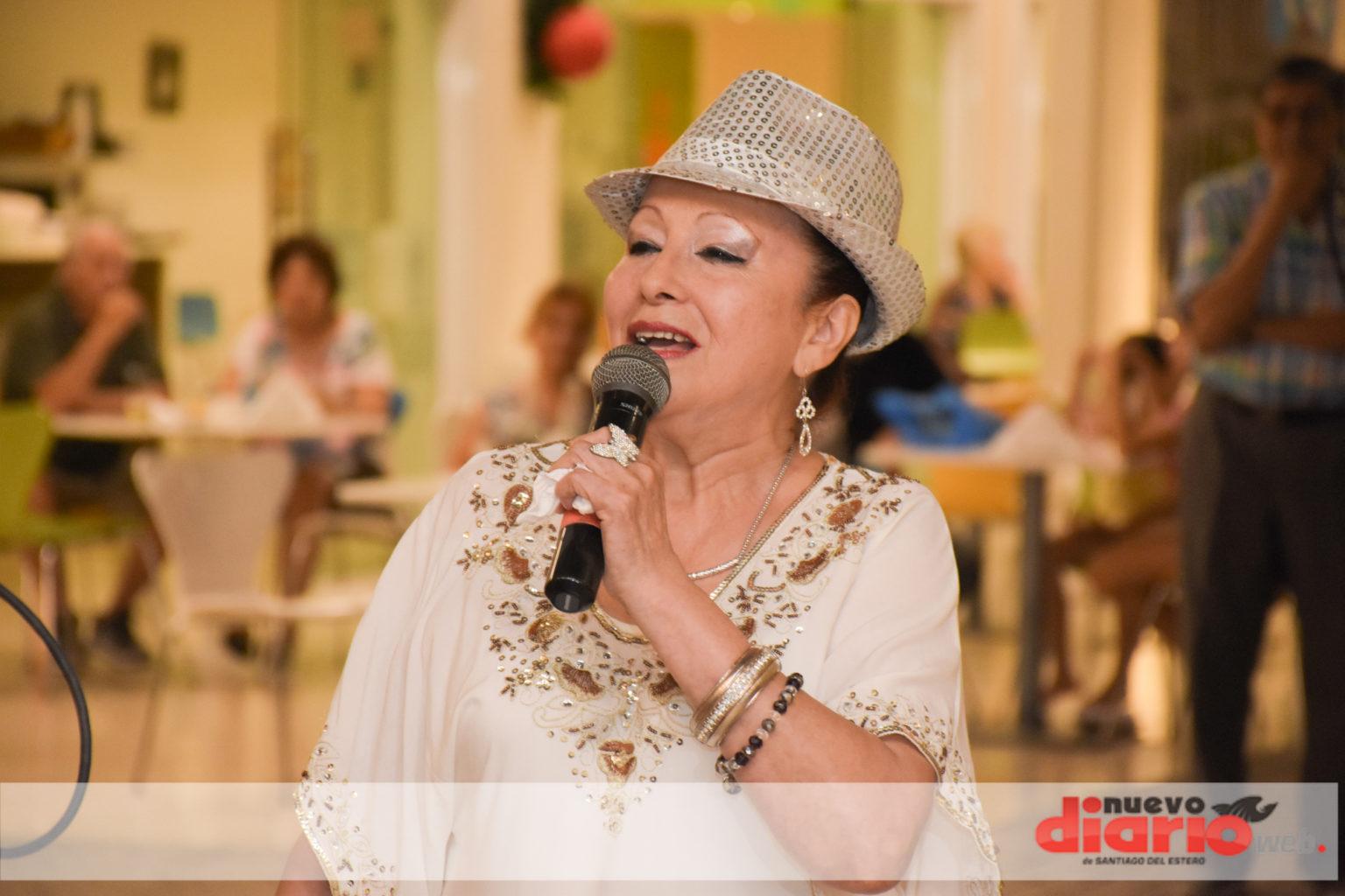 Presentación de Cielito Duarte en el CCB