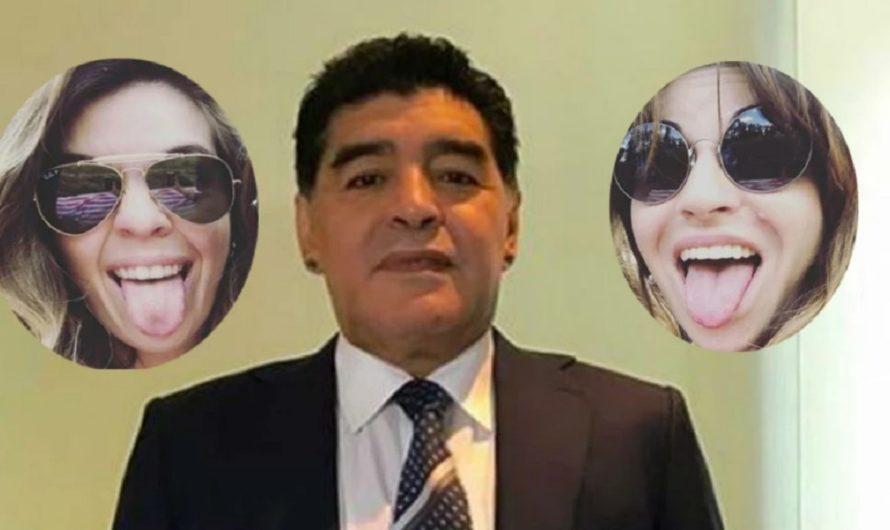 ¡Se enojó papá! La respuesta de Maradona al reclamo de Dalma y Gianinna