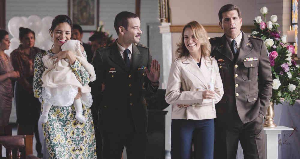 """FOX estrena la nueva temporada de """"El general Naranjo"""""""