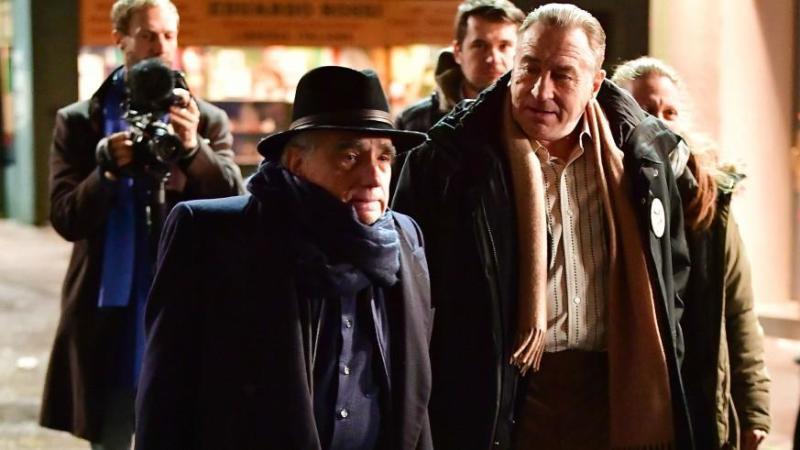 """El film """"El Irlandés"""" solo se verá en el cine Renzi"""