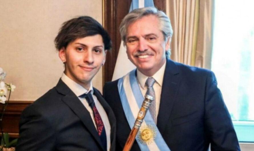 Operaron al hijo de Alberto Fernández: «Estoy muy feliz», dijo Estanislao