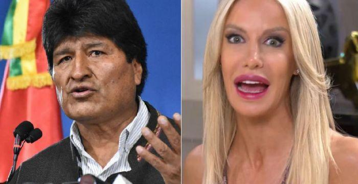 La posición de Luciana Salazar por la renuncia de Evo Morales