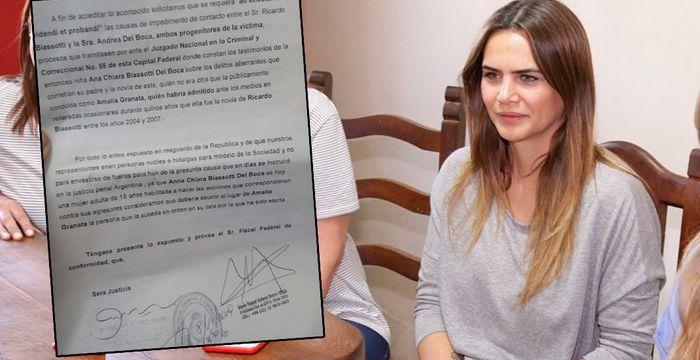 Fue denunciada Amalia Granata en Fiscalía General Electoral para que no asuma como diputada