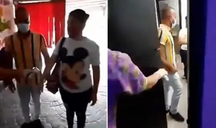 Un hotel alojamiento grabó las medidas de seguridad contra Covid-19 y desató ola de burlas: El video