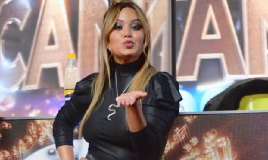 """Karina """"La Princesita"""" respondió a los """"haters"""" que le dicen """"gorda chancha"""""""