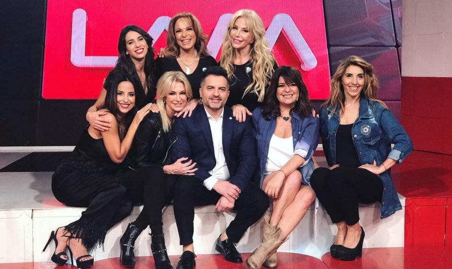 """Las """"Angelitas"""" criticaron a Jimena Barón"""