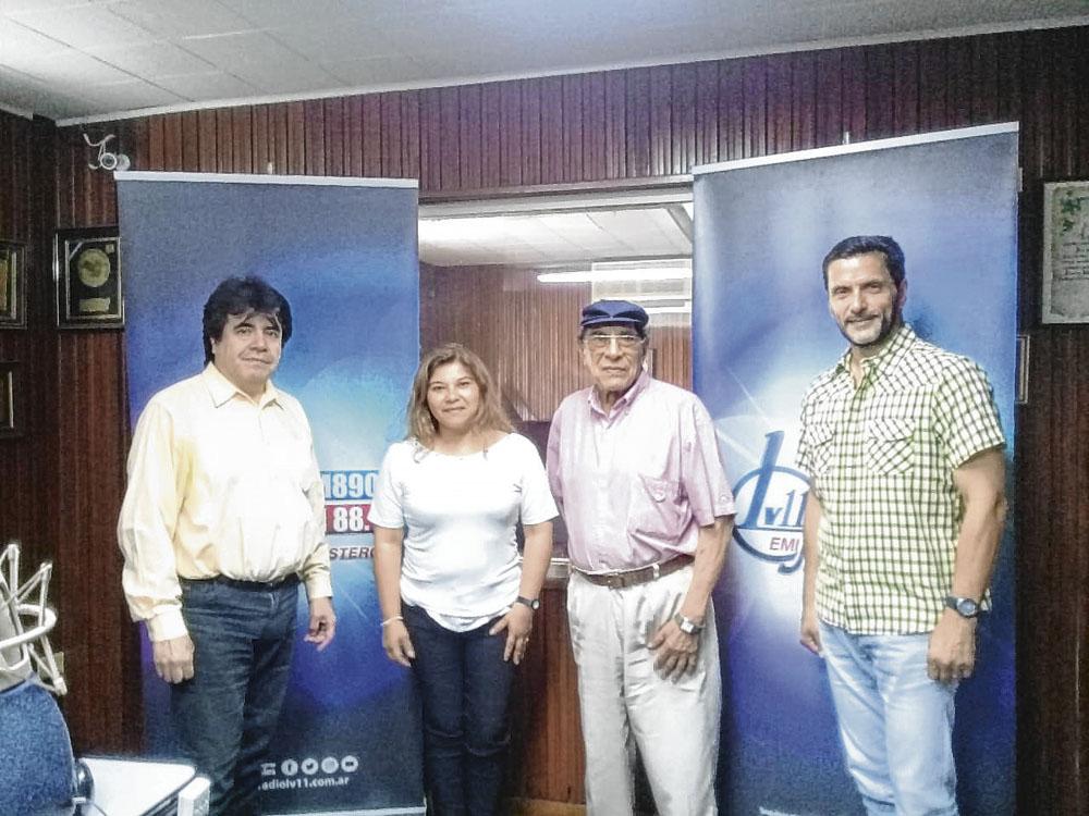 """Don Orlando Gerez y Freddy Páez en un mano a mano con """"ADN de Radio"""""""
