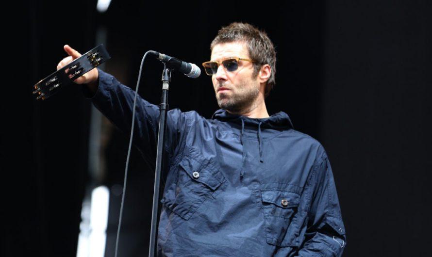 Al ritmo de Oasis, Liam Gallagher mostró como lavarse las manos para cuidarnos del coronavirus