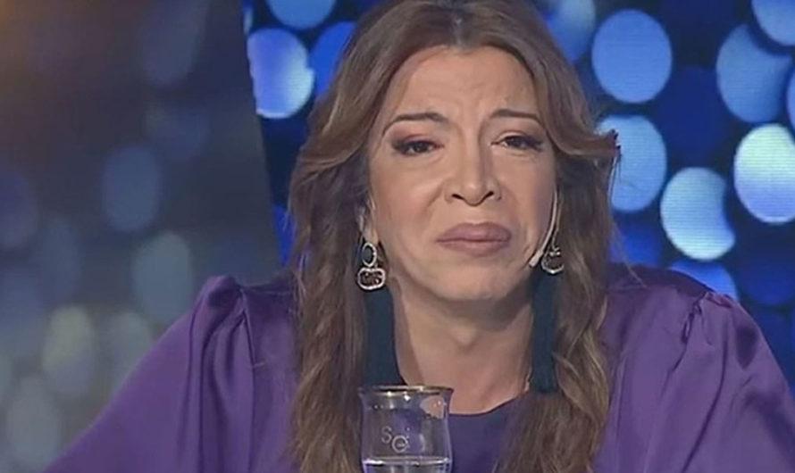 La tristeza que invadió a Lizy Tagliani: la conductora se despidió de un ser muy querido
