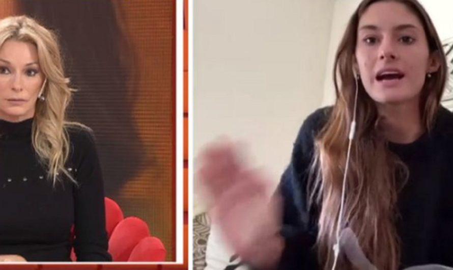 """Luego del tenso cruce entre Yanina y Julia, habló Lola Latorre: """"Somos personas totalmente diferentes"""""""