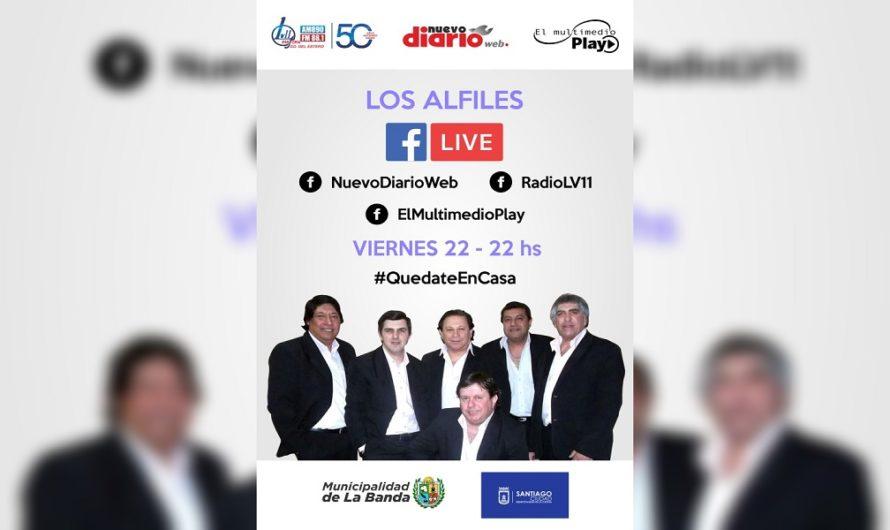 Los Alfiles harán bailar a todo Santiago con un show exclusivo a través de El Multimedio Play