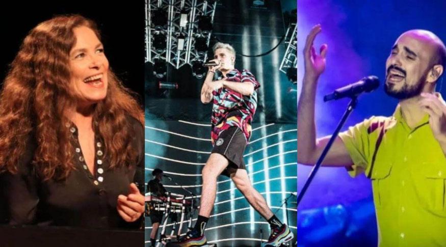 «Argentina canta en cuarentena»: mirá la lista de artistas que se sumarán desde sus casas