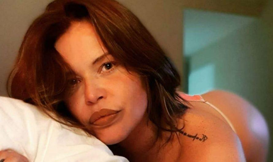 Nazarena Vélez en cuarentena: «No tengo espalda económica para estar mucho más sin trabajar»