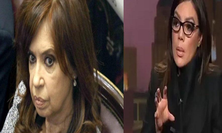 """Las polémicas predicciones de una vidente en contra de la vicepresidenta Cristina Kirchner: """"Habrá guerra civil en Argentina"""""""