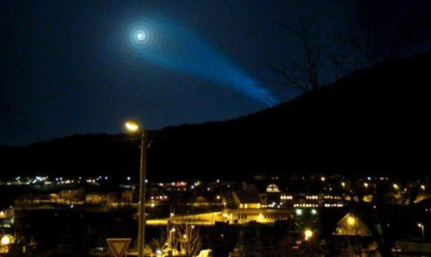 Ante un cielo despejado en Europa aparecieron Ovnis: ¿Generadores de la pandemia?
