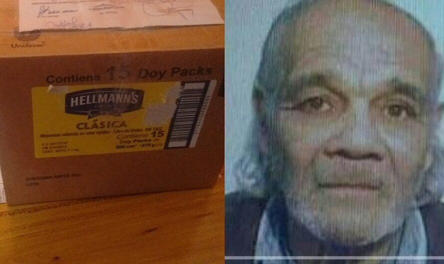 """""""¿Se puede ser más basura?"""": le mandaron una caja con los restos de su abuelo, que estaba desaparecido"""