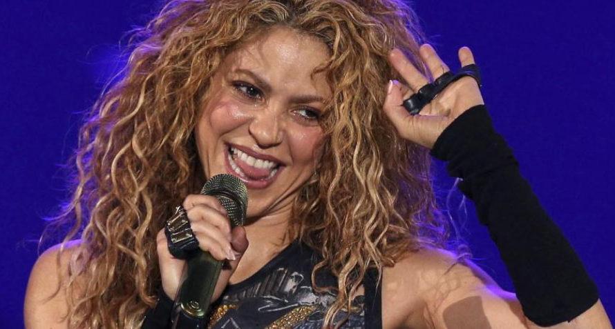 Shakira dejará de fabricar sus perfumes para producir alcohol en gel