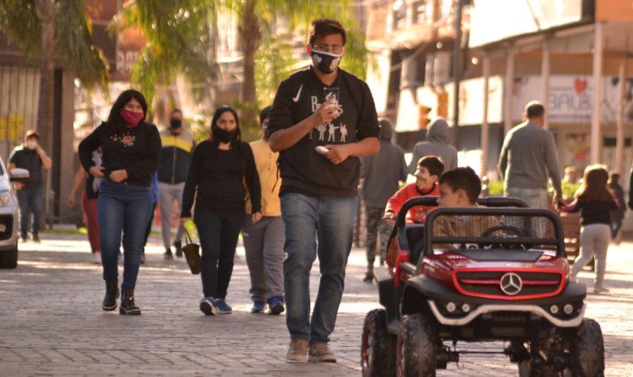 Los niños santiagueños toman el control de las calles: todas las fotos del segundo fin de semana recreativo para niños