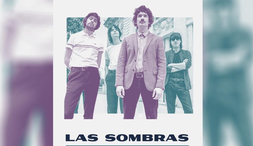 El grupo Las Sombras se presentará este viernes en Casa Terraviva