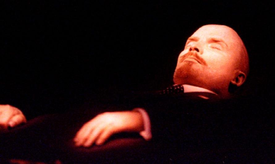 Propusieron vender el cuerpo de Vladimir Lenin para tapar el agujero fiscal en Rusia por el coronavirus