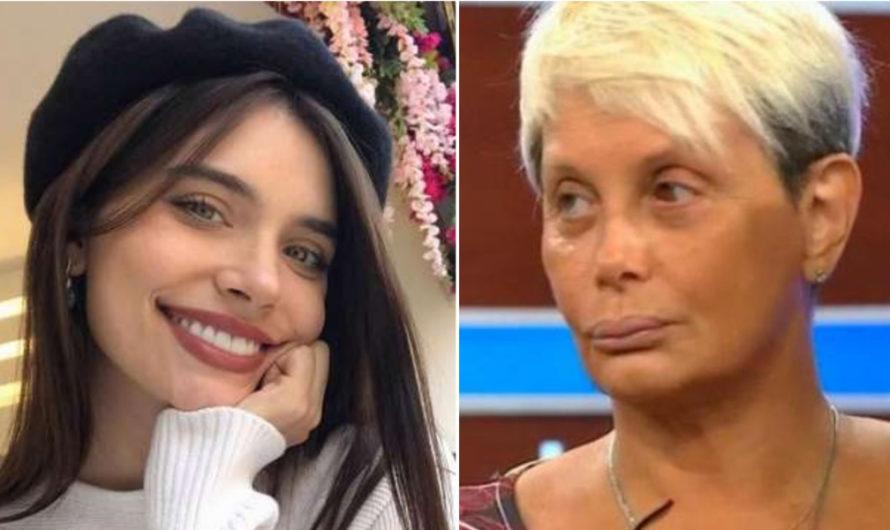 Eva de Dominici cambió de look: quedó igual a Carmen Barbieri